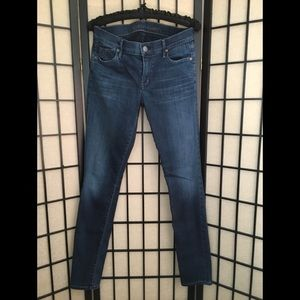 Citizens of Humanity Avendo Low Rise Skinny Leg